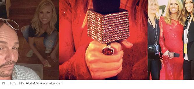 Instagram Sonia Kruger