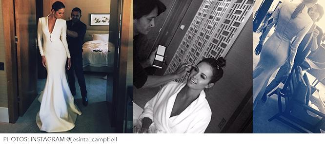 Jesinta Campbell Instagram